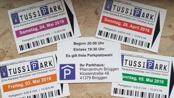 Tussipark Tickets